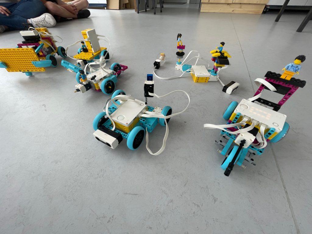 Animation Lego